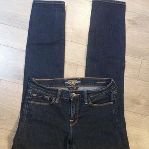 Lucky Brand Sofia Skinny Stretchy Jeans